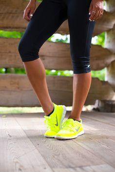 A Southern Drawl: Nike Free 5.0