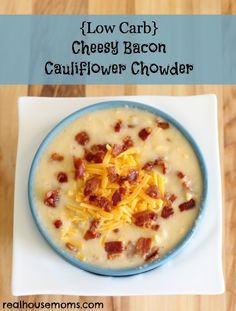 {Low Carb} Cheesy Ba