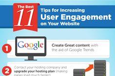 11 Great User Engagement Tips for Your Website market mustknow, market social, user engag, social media, small busi, blog stuff