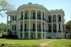 Nottoway Plantation in Louisiana