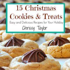 Free 15 Christmas Cookies eBook
