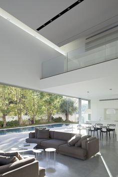 quite huge space in G House, Tel Aviv, Israel