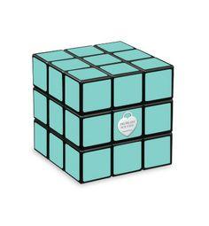 Color Azul Turquesa - Turquoise!!!  Tiffany Rubix Cube