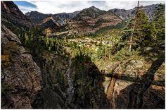 box canyon- Colorado, United States