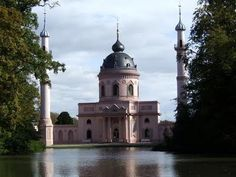 schwetzingen castl, travel destin, castles, gardens, awesom