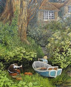 The Wind in the Willows - Inga Moore