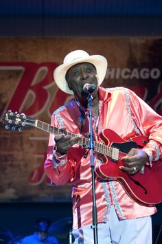 Chicago Bluesfest: Enjoy the varied sounds of a wealth of blues musicians at the Chicago Blues Festival. It's not the Blues Brothers—it's better.