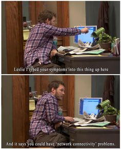 Parks and Rec - Andy