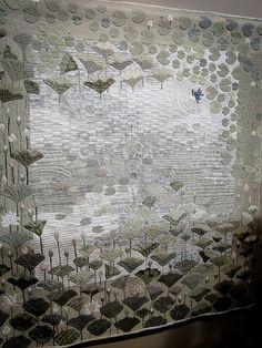 Tokyo International Quilt Show.....Beautiful quilt!