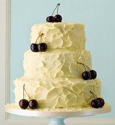 M&S; | White Chocolate Ganache cake