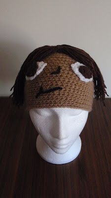 #Free #Crochet Pattern Dora Beanie Hat