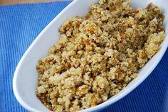 Persian Lentil Quinoa Recipe – 4 Points   - LaaLoosh