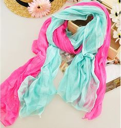 Bohemian Scarf. $3.49, via Etsy. Cutest accessories AND free shipping. Love it.