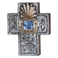 Tiny Milagro Cross
