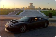 Falcon F7 Gallery | Ultimate, exotic American supercar
