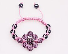 Shamballa Bracelet, DIY handmade