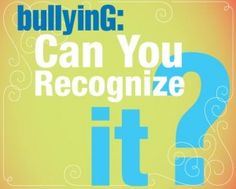 Point out this quiz -- Bullying: Can You Recognize It? -- to Cadettes, especially if they are doing the new BFF (Be a Friend First) program. BFF is an anti-bullying program for middle-school girls based on the aMAZE Journey.