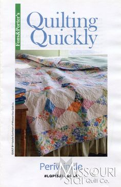 Periwinkle Pattern from Missouri Star Quilt Co
