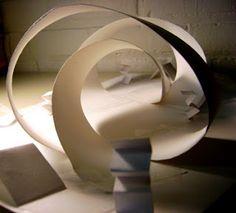 Richard Serra Value Drawing art project