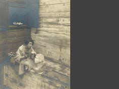 """De la exposición On line de Fotografía de la Biblioteca de Nueva York. """"Abastenia St Leger Eberle"""" 1920"""