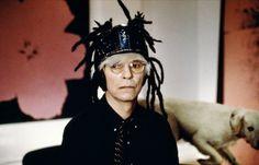 David Bowie as Andry Warhol as Jean Michel Basquiat (1996)