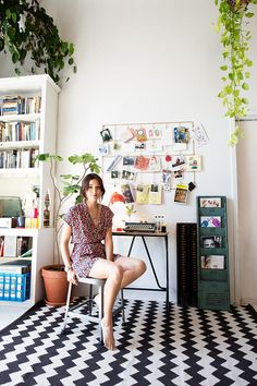 Home Catalog 2012 #urbanoutfitters #zigzag #rug #apartment