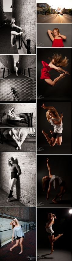 Senior Girl Dance Photo Session | © StephanieHulthenPhotography.com | Northern Illinois Senior Photographer