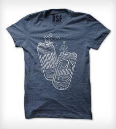 Boozy Sunday Funday T-Shirt