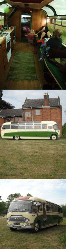 house bus uk