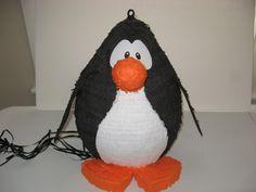 Club Penguin Party - Pinata