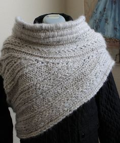 Katniss Cowl - (1 Week) Get Shipment date quote at order.
