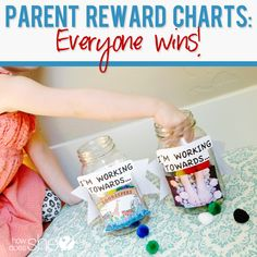 Parent Reward Charts  #howdoesshe #rewardcharts #organization howdoesshe.com