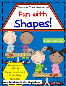 Common Core Geometry: Fun with Shapes!-Hurry up! This giveaway promotion ends at 11:59:59PM CST on 04-07-2013