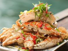 Crab Recipes on Pinterest | Lobster Recipes, Malaysian Recipes and Cr ...