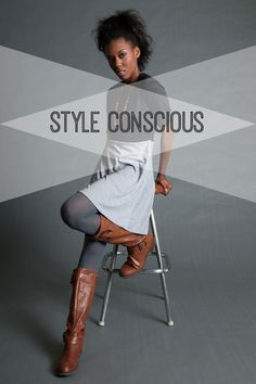 Be style conscious. Buy ethical fashion. #Fashiontakesaction