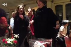 Saban Does 'The Electric Slide' at Recruit Gathering 2014