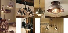 Grand River Lodge™ Fisherman's Lighting Collection