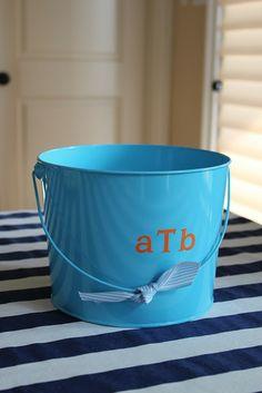 swanky::chic::fete: easter basket [my simple DIY]