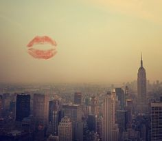 Kisses from NYC! #NYCLove