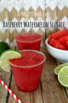 Raspberry Watermelon
