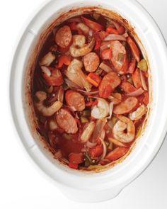 Slow-Cooker Cajun Stew