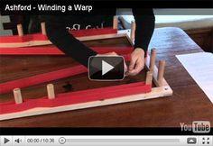 Weaving Video Tutorials