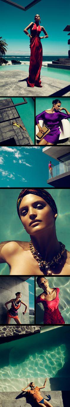lina tesch #fashion #photography