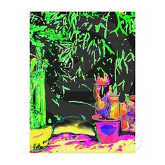 """Stretched Canvas Staghorn 2006a jGibney The MUSEUM  """"Staghorn 2006a jGibney"""", """"The MUSEUM Zazzle Gifts"""", Staghorn 2006a jGibney The MUSEUM Zazzle Gifts, jGibney Colossal 72"""" x 52"""" and 52"""" x 72"""" Giclée Art The MUSEUM Zazzle Gifts not signed """"Colossal 72"""" x 52"""" and 52"""" x 72"""" Giclée Art""""Stag Horn jGibney The MUSEUM Zazzle Gifts"""