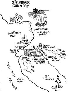 Visit Steinbeck Country