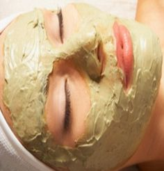 Home Facial : For Dry And Oily Skin I will try the banana mask and the sugar mask for sure! Clay, Skin Care, Homemade Face Masks, Homemade Beauty, Facial Masks, Beauti, Homes, Spa, Homemade Facials