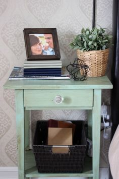 Styling an end table