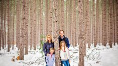 A Winter Family Portrait Session • Sheri Kowalski | Conceptual Fine Art Photographer from Harbor Springs, Michigan.