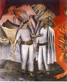 Diseño y cultura en latinoamérica • José Clemente Orozco Periodo:Muralismo...