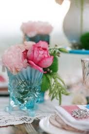Pink & Teal Wedding - See more at partymotif.com